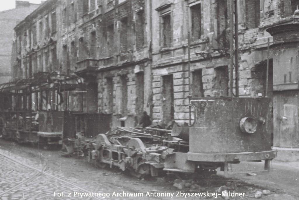 Fot. zPrywatnego Archiwum Antoniny Zbyszewskiej-Mildner