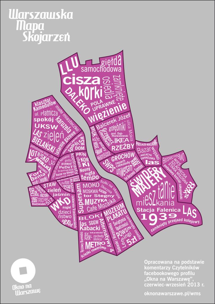 Warszawska Mapa Skojarzeń