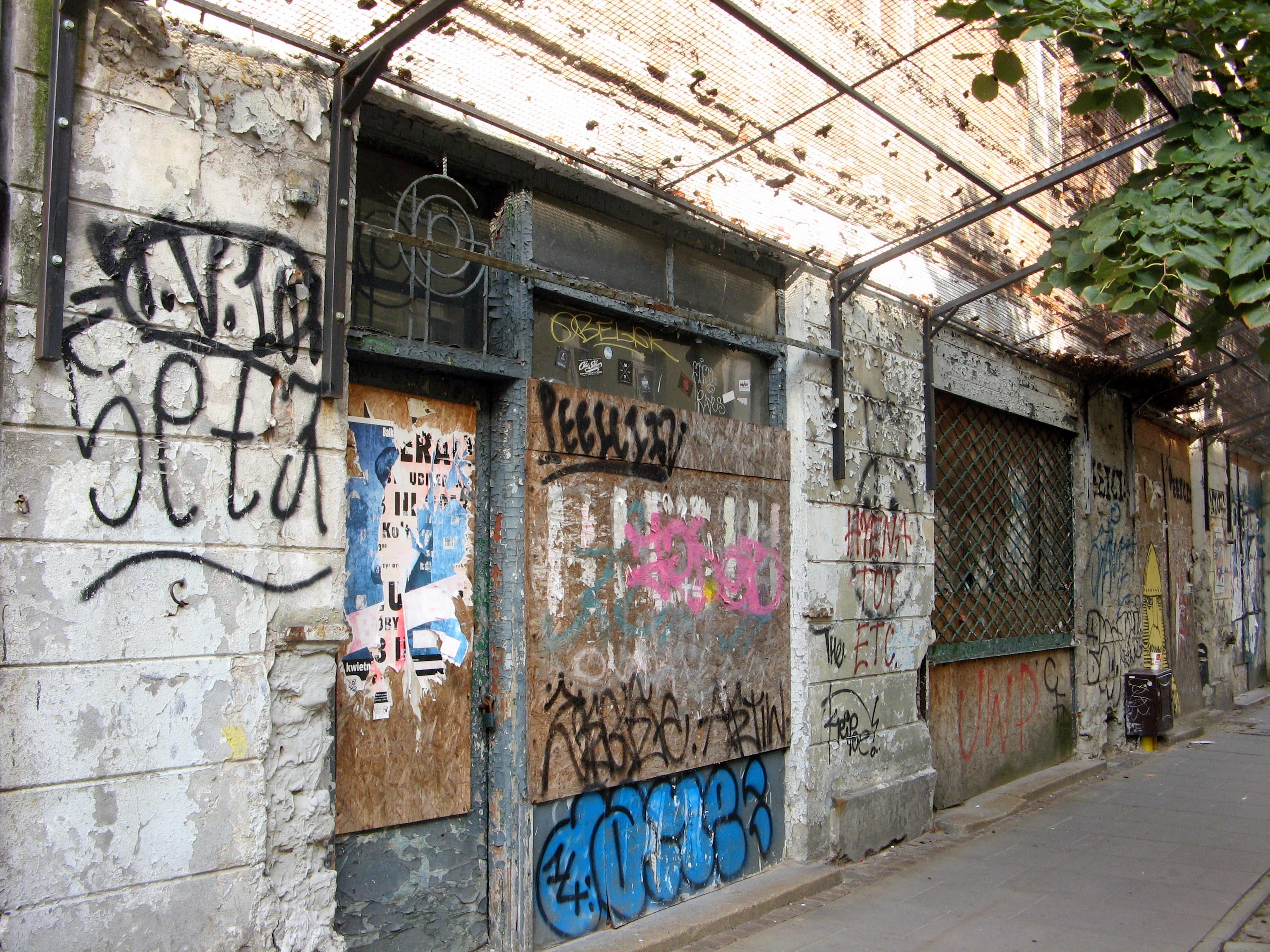 Poznańska 21- najstarszy 'nie-zabytek' Śródmieścia