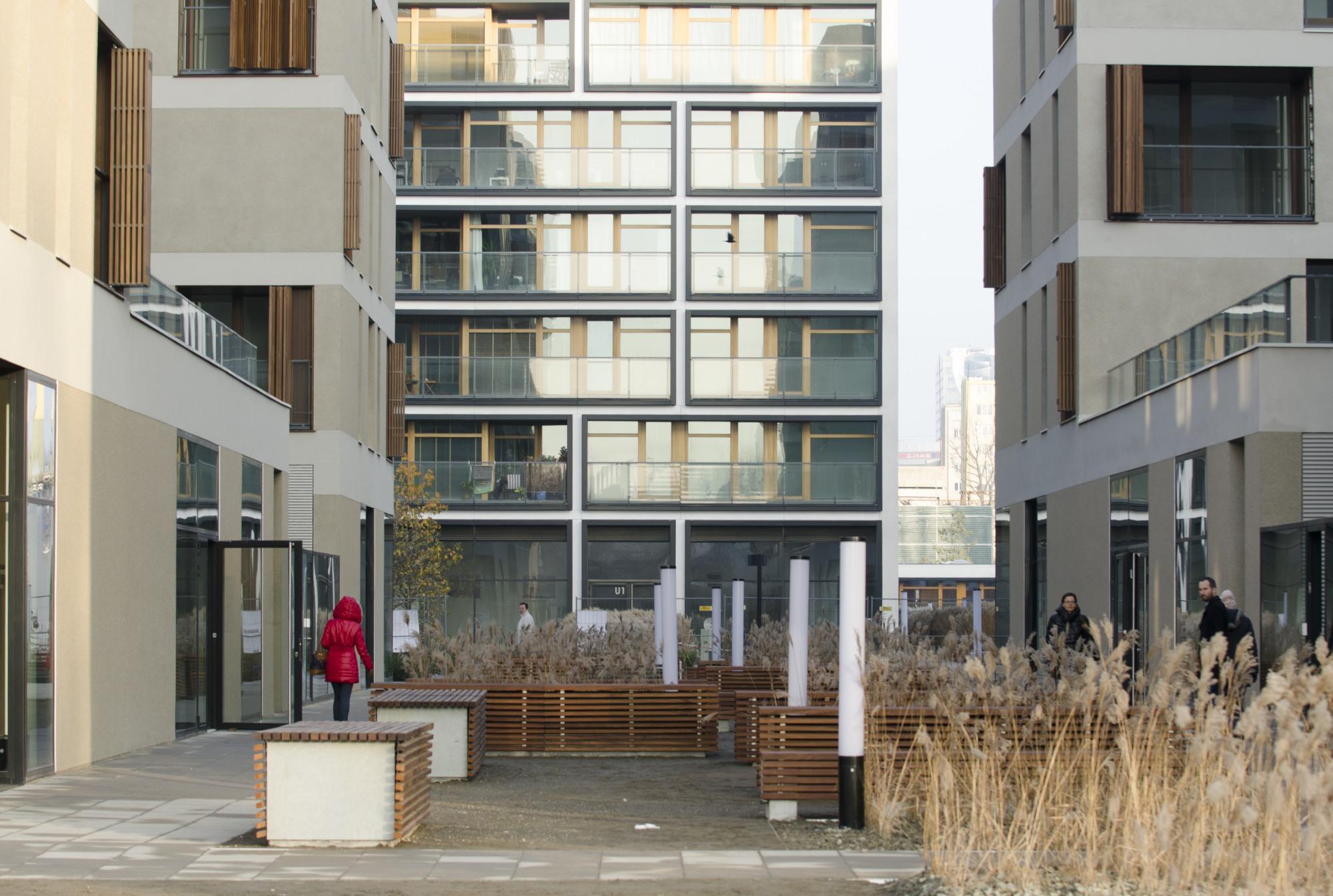 Projekt osiedla powstał wpracowni Jems Architekci