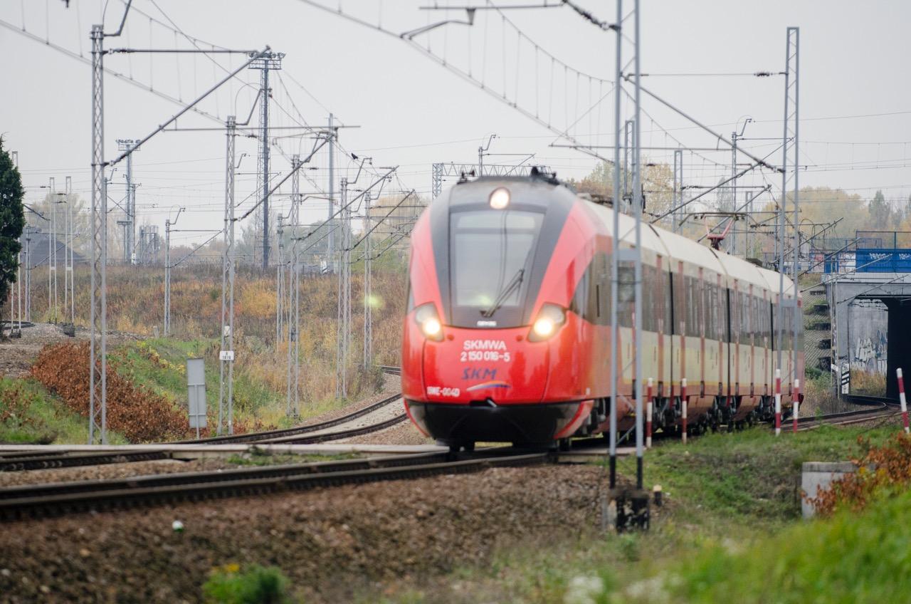 Oby wzrosła rola kolei wkomunikacji miejskiej
