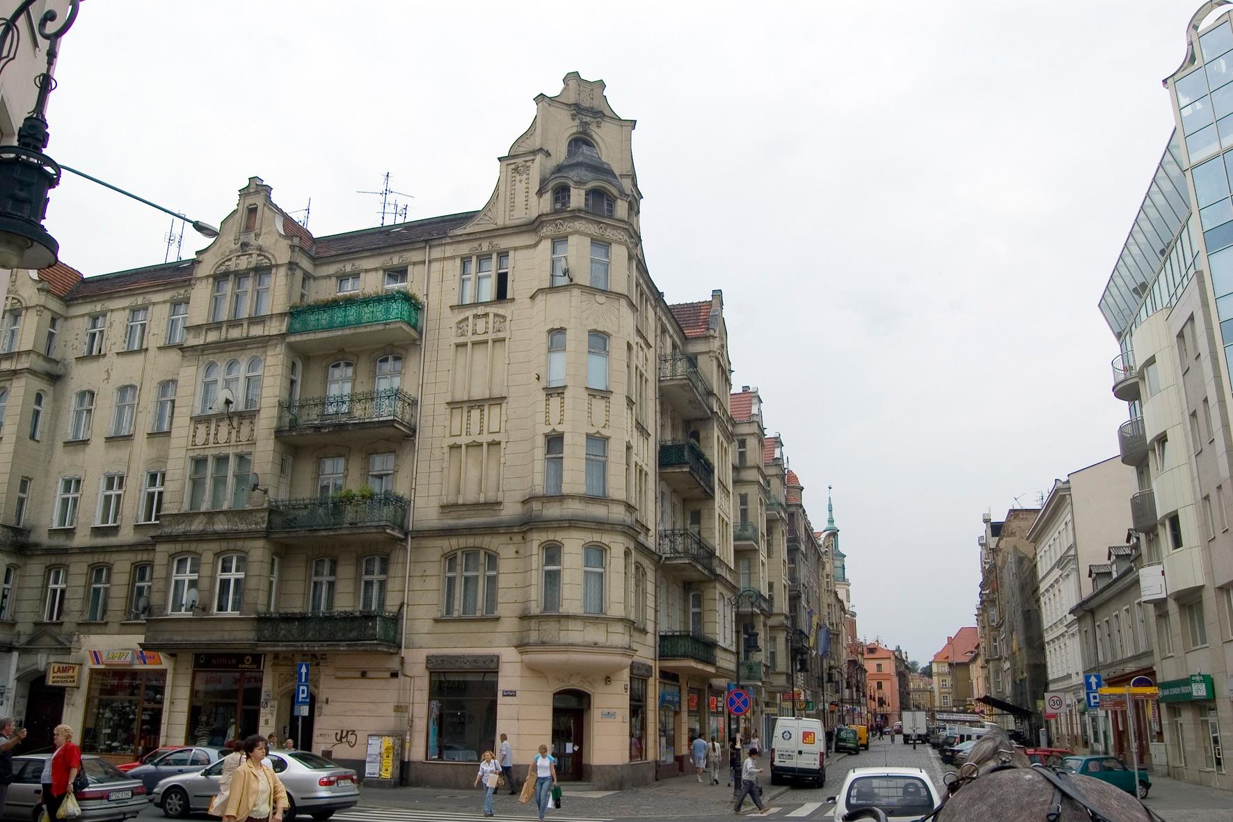 Poznań, fot.Jarek Zuzga