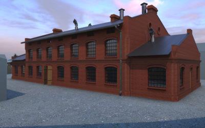 Odnaleziona dokumentacja muranowskiej fabryki