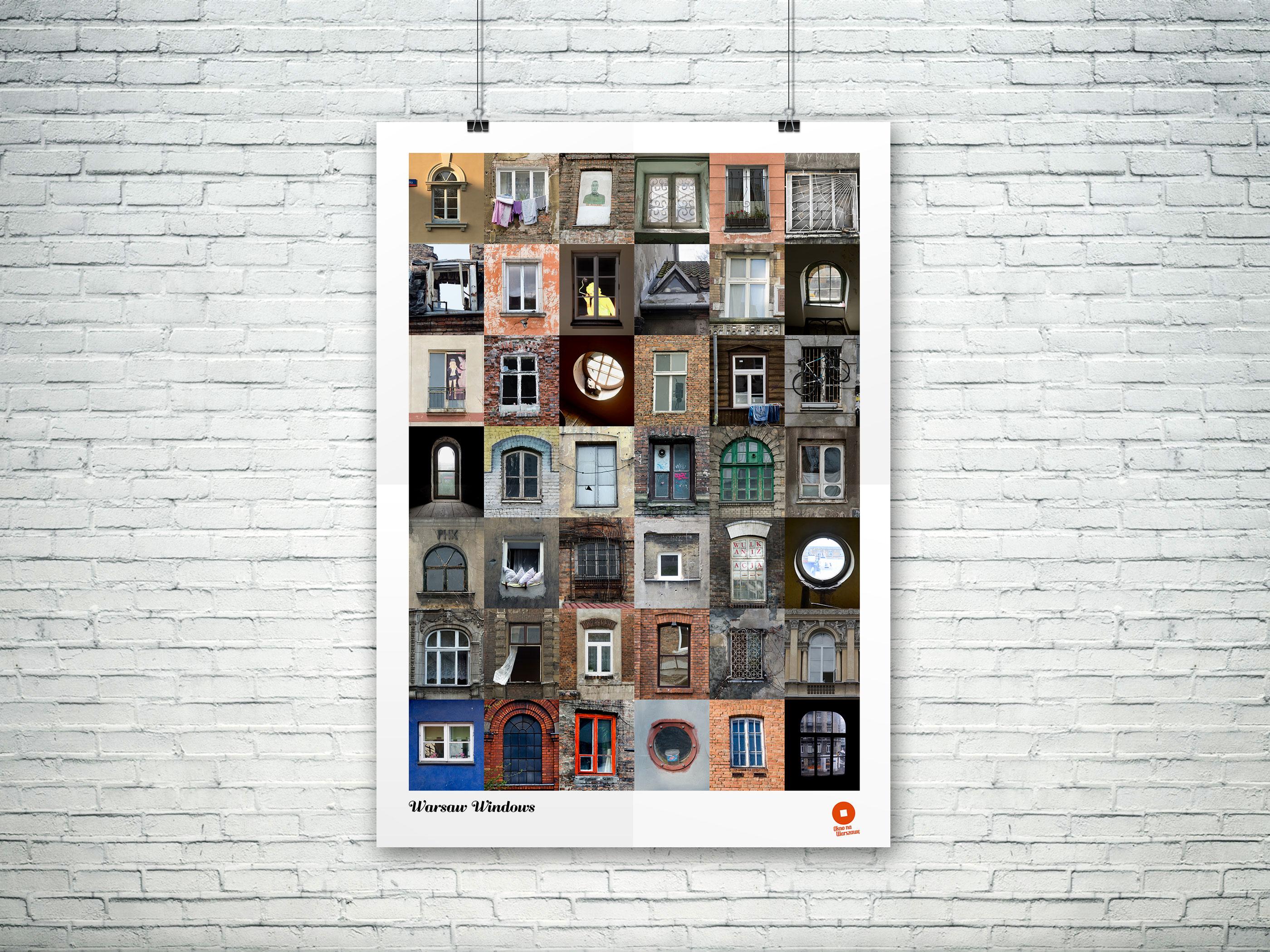 Warszawskie okna