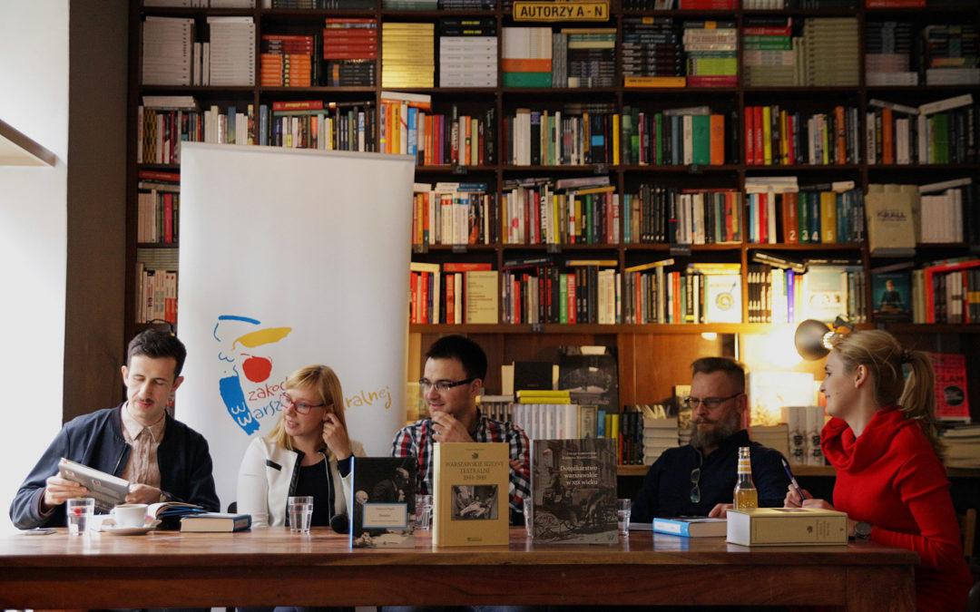 Nagroda Literacka m. st. Warszawy – edycja warszawska