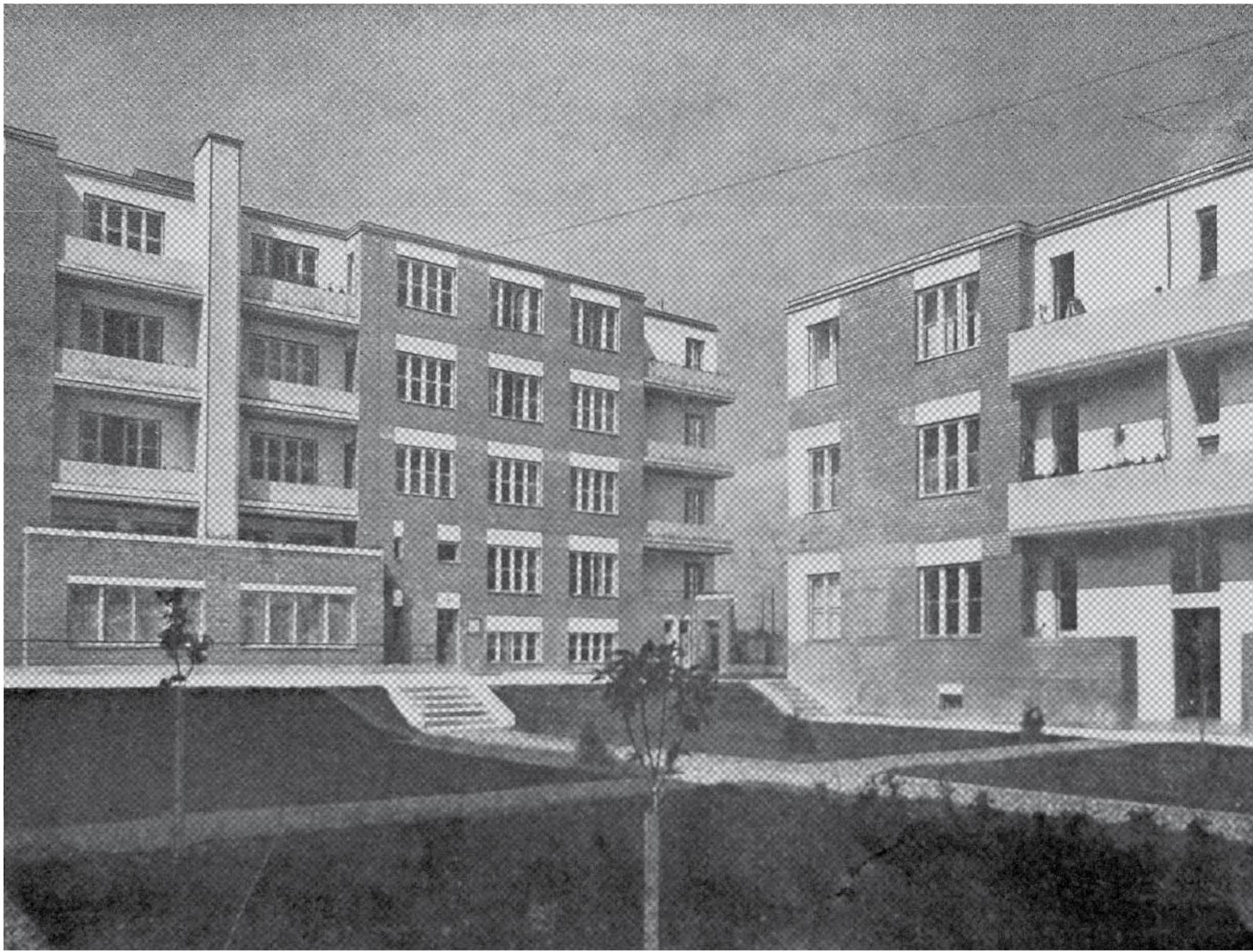 © ARCHITEKTURA IBUDOWNICTWO, Warszawa, nr2:1931
