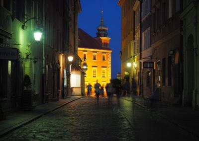 Stare Miasto, ul. Piwna