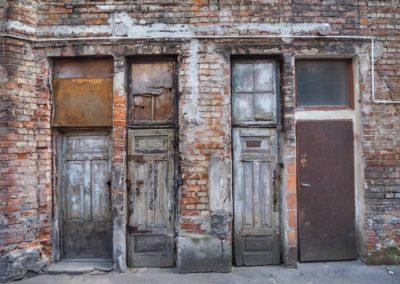 Praskie okna i drzwi