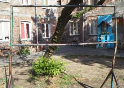 Podwórko przy Ząbkowskiej