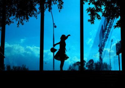 Taniec na Saskiej Kępie