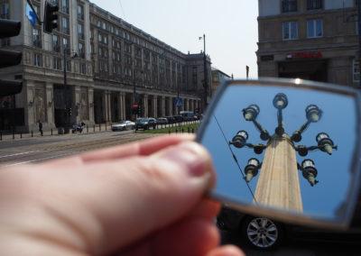 Warszawa w lustrze - MDM