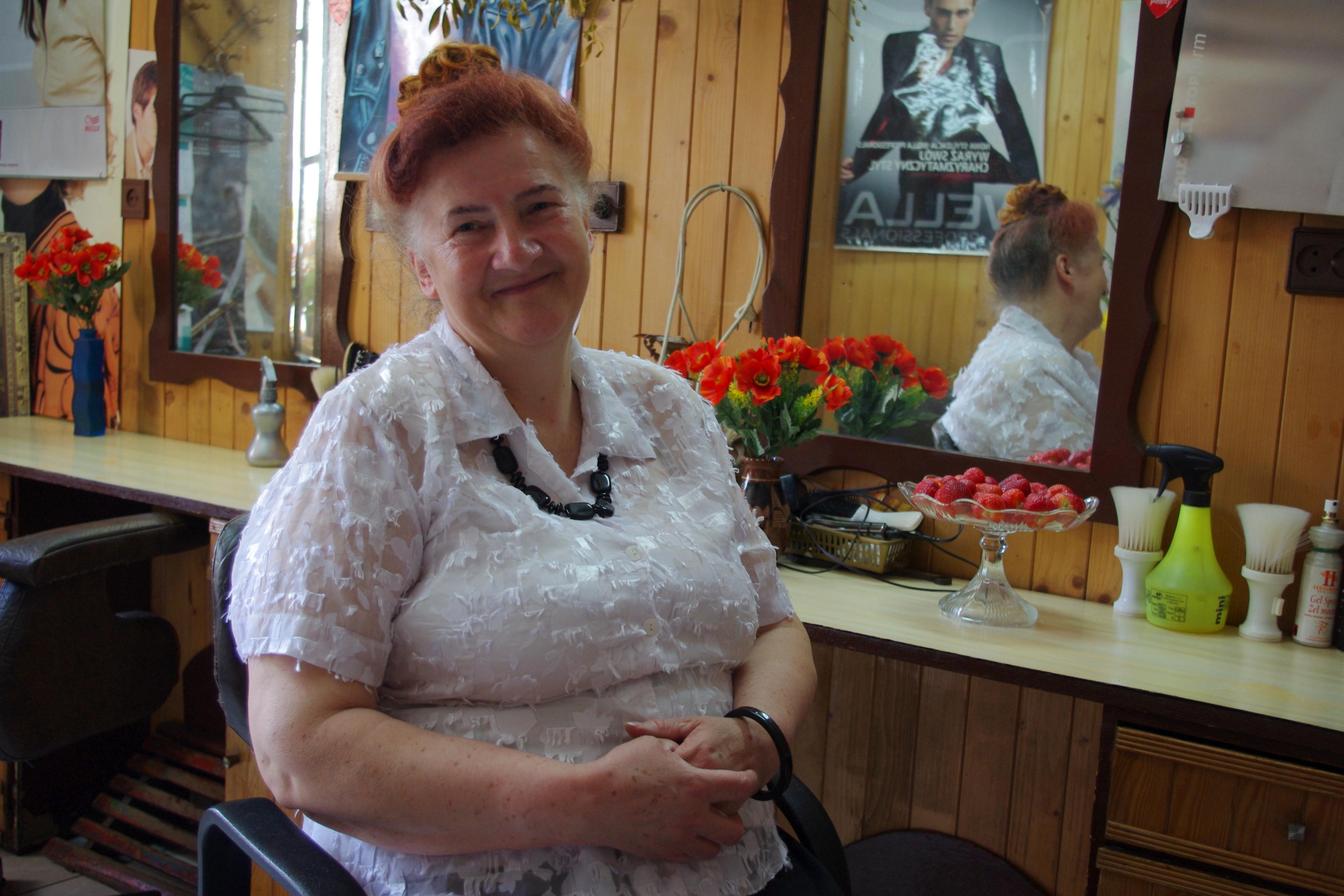 Pani Elzbieta Wichrowska