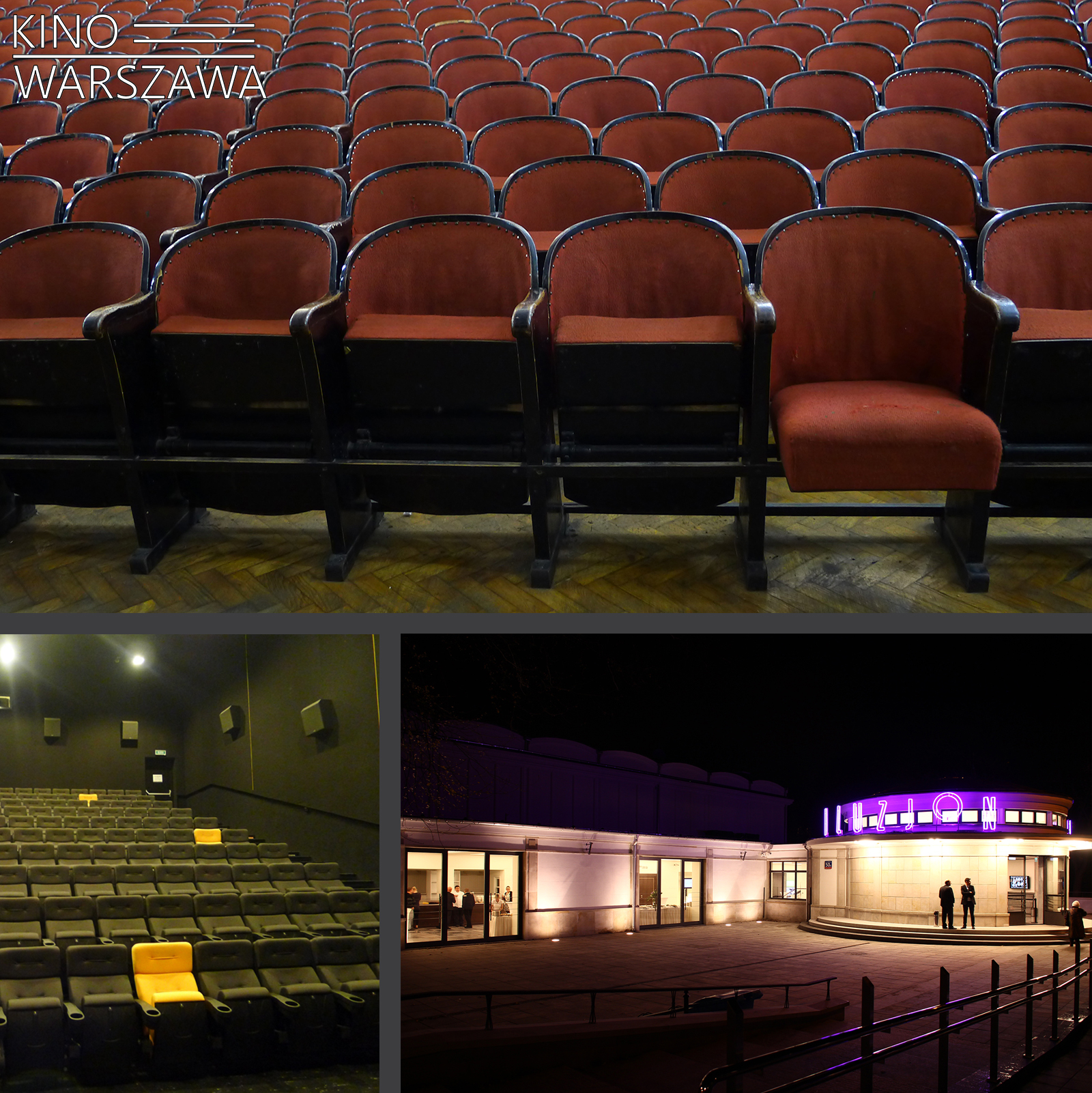 Festiwal znikających kin