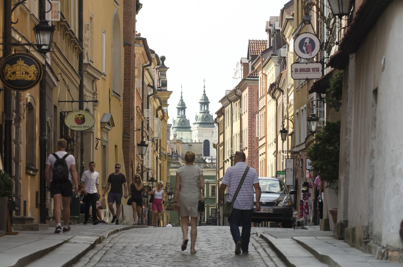 Warszawa (nie)przyjazna turystom?