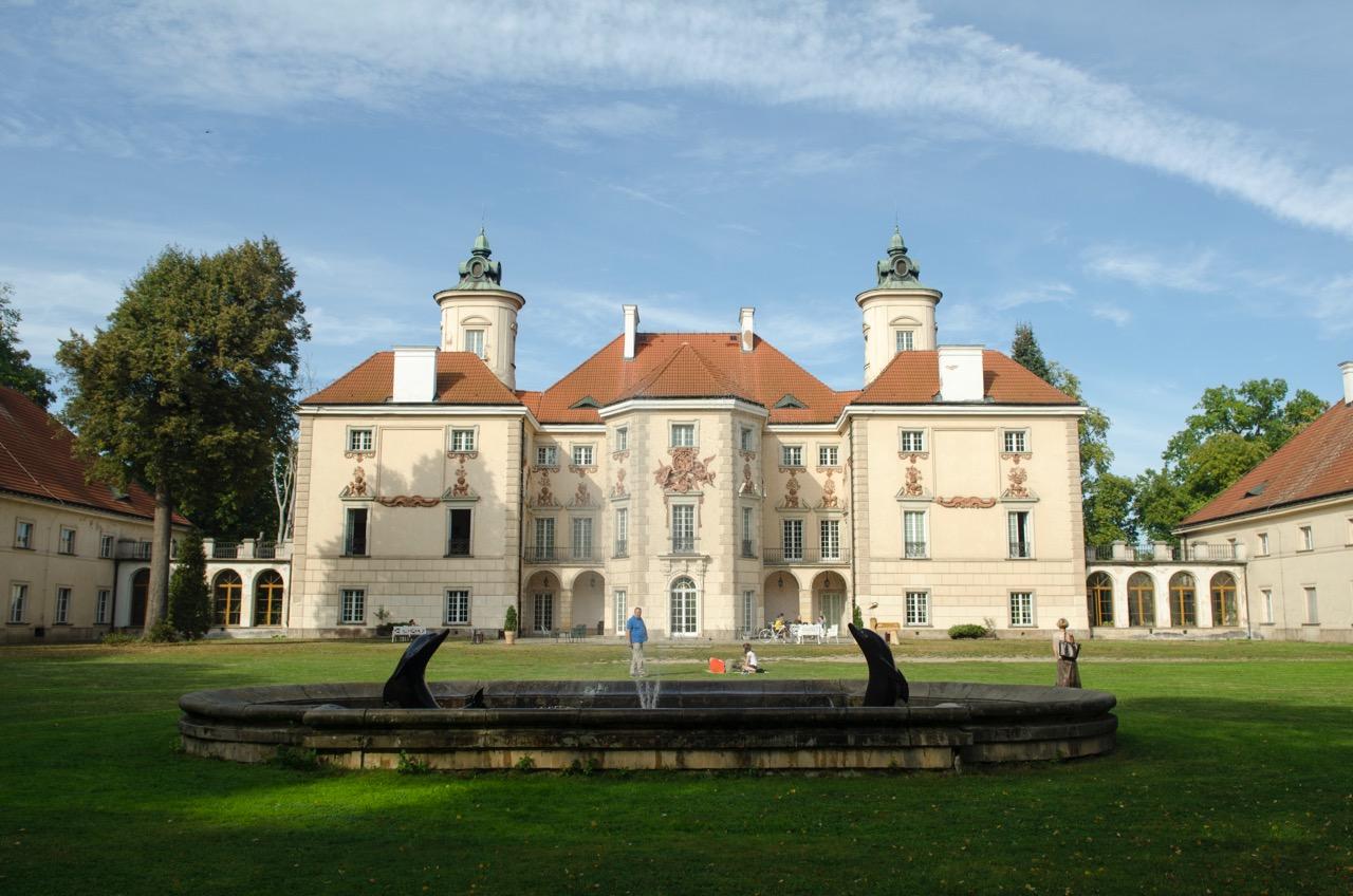 Pałac wOtwocku Wielkim