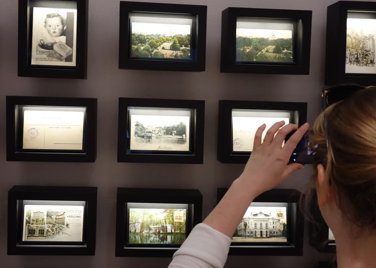 Gabinet pocztówek – tu ekspozycja będzie zmieniana co 3 miesiące
