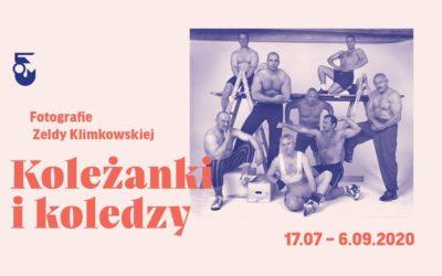 Koleżanki ikoledzy – wystawa fotografii Zeldy Klimkowskiej wMuzeum Warszawskiej Pragi